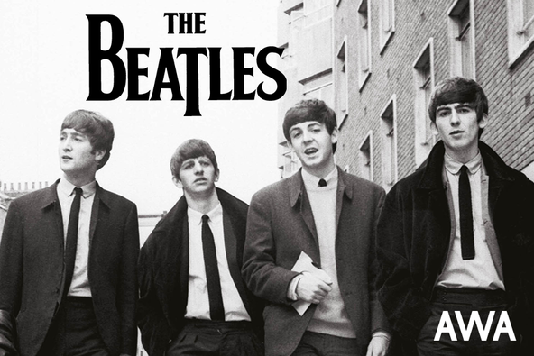 The Beatles (okmusic UP's)