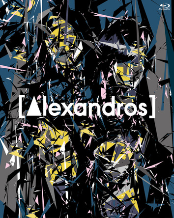 Blu-ray『[Alexandros] live at Makuhari Messe