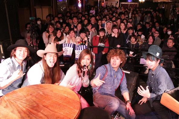 3月4日(金)@渋谷チェルシーホテル (okmusic UP's)