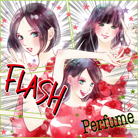配信シングル「FLASH」 (okmusic UP\'s)