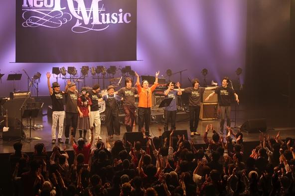 3月6日@東京・EX THEATER ROPPONGI (okmusic UP's)