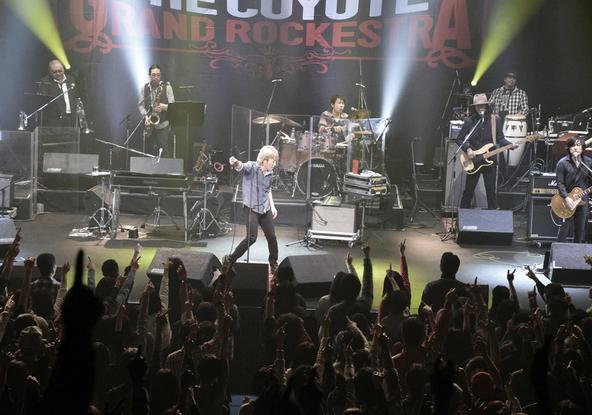 『佐野元春 & THE COYOTE GRAND ROCKESTRA 35周年アニバーサリー・ツアー』 (okmusic UP\'s)