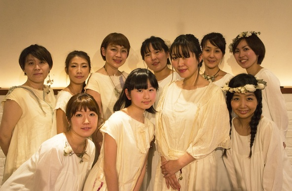 坂本美雨 with CANTUS (okmusic UP\'s)