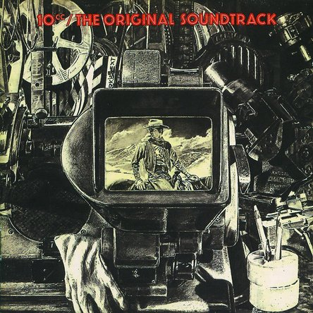10cc『The Original Soundtrack』のジャケット写真 (okmusic UP\'s)