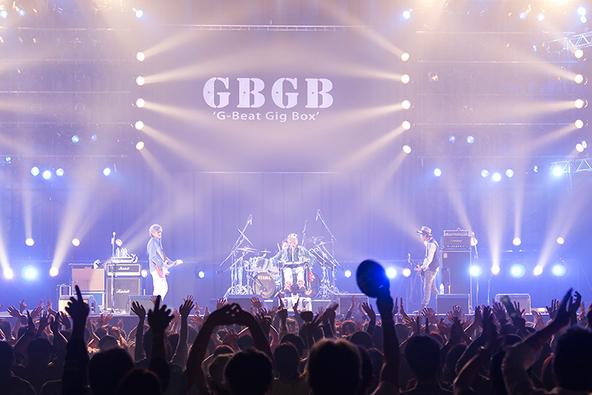 "「GBGB2016""G-Beat Gig Box」 (okmusic UP's)"