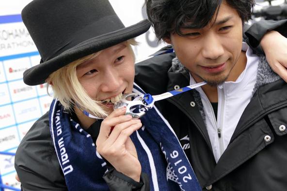 3月13日@「横浜マラソン 2016」 (okmusic UP's)