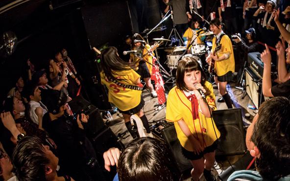 3月14日@渋谷LUSH (okmusic UP's)