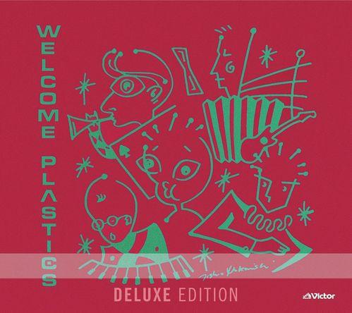 アルバム『WELCOME PLASTICS』 (okmusic UP's)