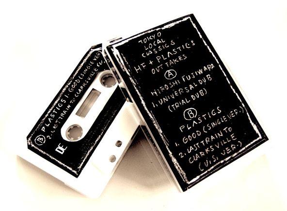 特典カセットテープ (okmusic UP's)