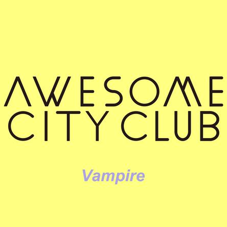 配信シングル「Vampire」 (okmusic UP's)