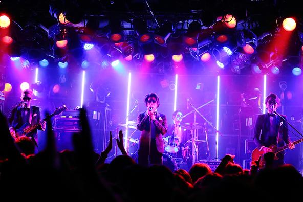 3月12日@渋谷クラブ・クアトロ (okmusic UP\'s)
