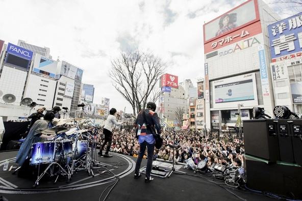 3月20日(日)@東京・新宿ステーションスクエア (okmusic UP's)