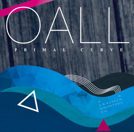 ミニアルバム『OALL』 (okmusic UP's)