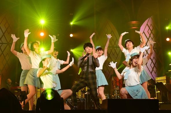 3月21日(月・祝) @大阪城ホール photo by 岸田哲平 (okmusic UP's)