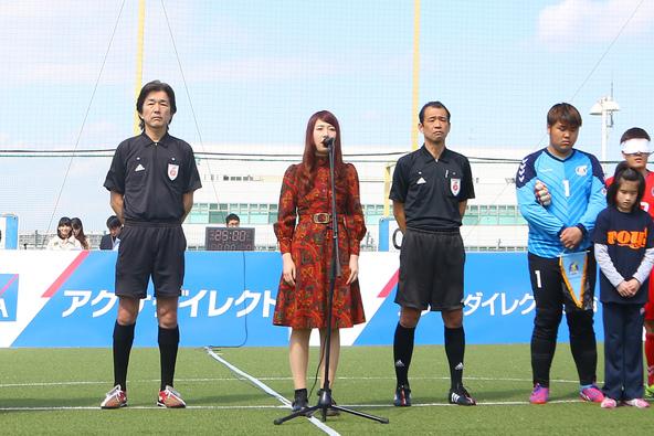 3月21日(月・祝)@さいたま市ノーマライゼーションカップ2016(フットメッセ大宮) (okmusic UP's)