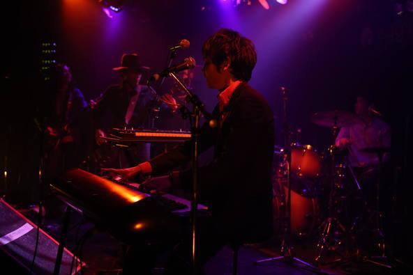 3月21日(月・祝)@渋谷eggman photo by Shigeru Toyama (okmusic UP's)