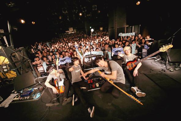 3月20日(日)@渋谷CLUB QUATTRO (okmusic UP\'s)