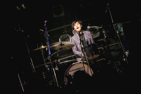 3月20日(日)@渋谷CLUB QUATTRO (okmusic UP's)
