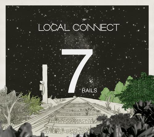 ミニアルバム『7RAILS』 (okmusic UP's)