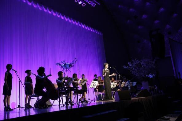3月22日(火)@東京・グランドプリンスホテル新高輪 「飛天」 (okmusic UP's)