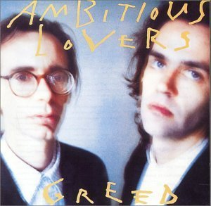 Ambitious Lovers『Greed』のジャケット写真 (okmusic UP\'s)
