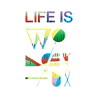 ミニアルバム『Life is Wonderful』 (okmusic UP\'s)