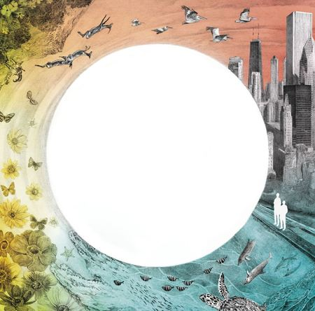 アルバム『TIMELESS WORLD』ジャケット (okmusic UP's)