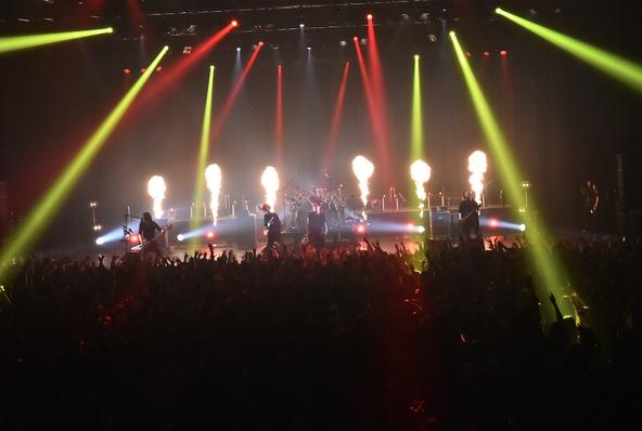 2015年11月22日@TOKYO DOME CITY HALL (okmusic UP's)
