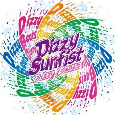 Dizzy Sunfist「Dizzy Beat」のジャケット写真 (okmusic UP\'s)
