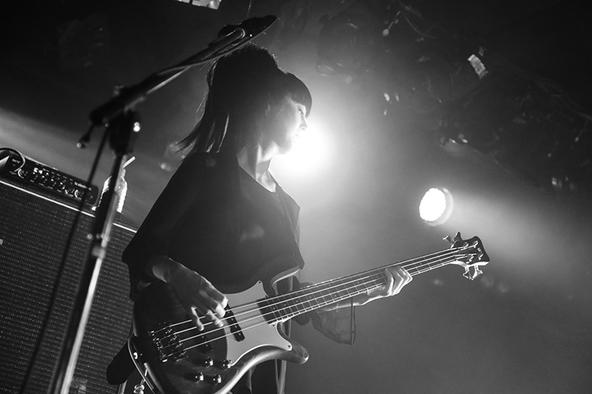 3月25日@東京・下北沢GARDEN (okmusic UP's)