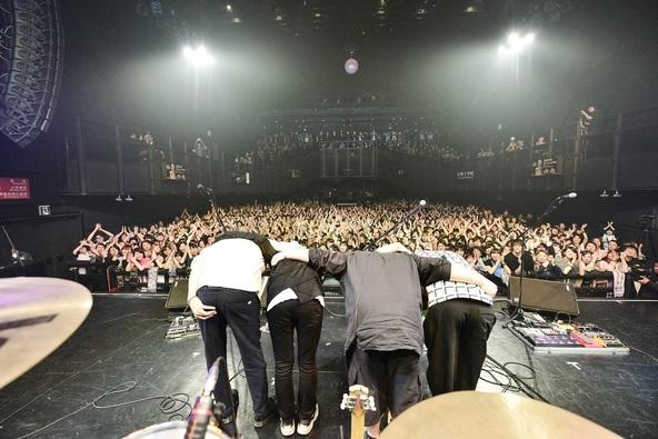 3月28日赤坂BLITZ (okmusic UP's)