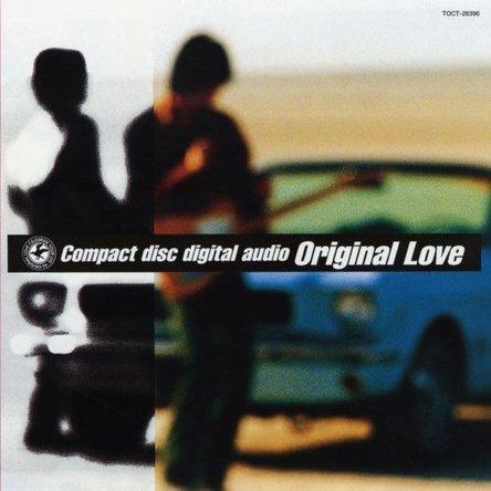 ORIGINAL LOVE『風の歌を聴け』 のジャケット写真 (okmusic UP\'s)