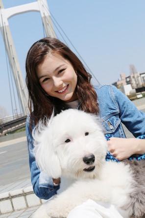 Celeina Ann(セレイナ・アン)日本テレビ系「ZIP!」あおぞらキャラバンに出演 (c)NTV(okmusic UP's)