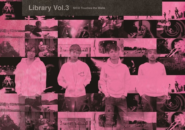DVD『Library Vol.3』 (okmusic UP's)