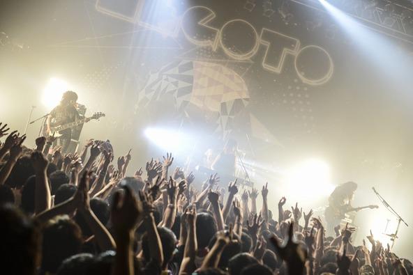 4月4日(月)@渋谷TSUTAYA O-EAST(ねごと) (okmusic UP\'s)