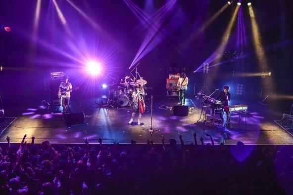4月4日(月)@渋谷TSUTAYA O-EAST(パスピエ) (okmusic UP's)
