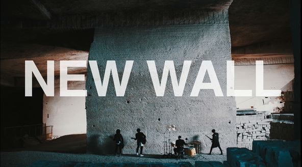 「NEW WALL」 MV(Short Ver.) (okmusic UP\'s)