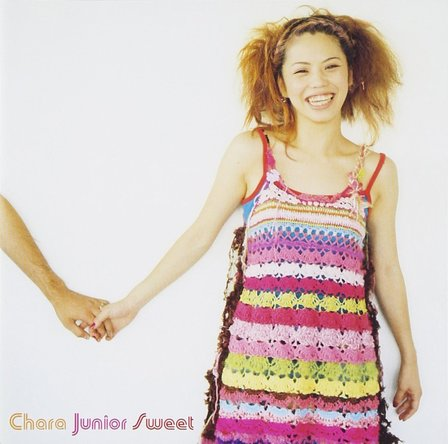 Chara『Junior Sweet』のジャケット写真 (okmusic UP\'s)