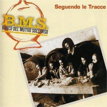 Banco Del Mutuo Soccorso『Seguendo Le Tracce』のジャケット写真 (okmusic UP's)
