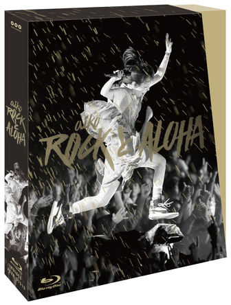 Blu-ray「ROCKとALOHA」 (okmusic UP's)