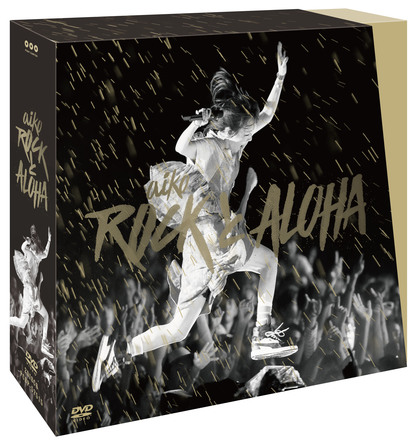DVD「ROCKとALOHA」 (okmusic UP's)
