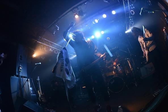 4月6日@福岡 Queblick (okmusic UP's)
