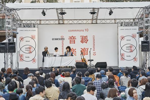 4月9日(土)@「commmons10健康音楽」(春風亭一之輔) (okmusic UP's)