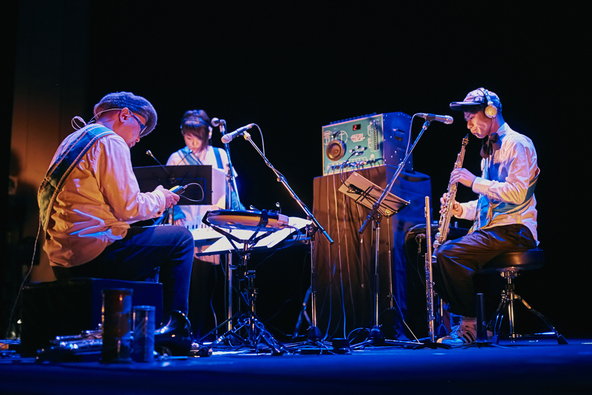 4月9日(土)@「commmons10健康音楽」(坂本龍一&U-zhaan) (okmusic UP's)