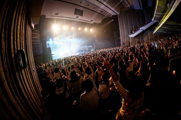 4月9日@大阪・オリックス劇場 (okmusic UP's)