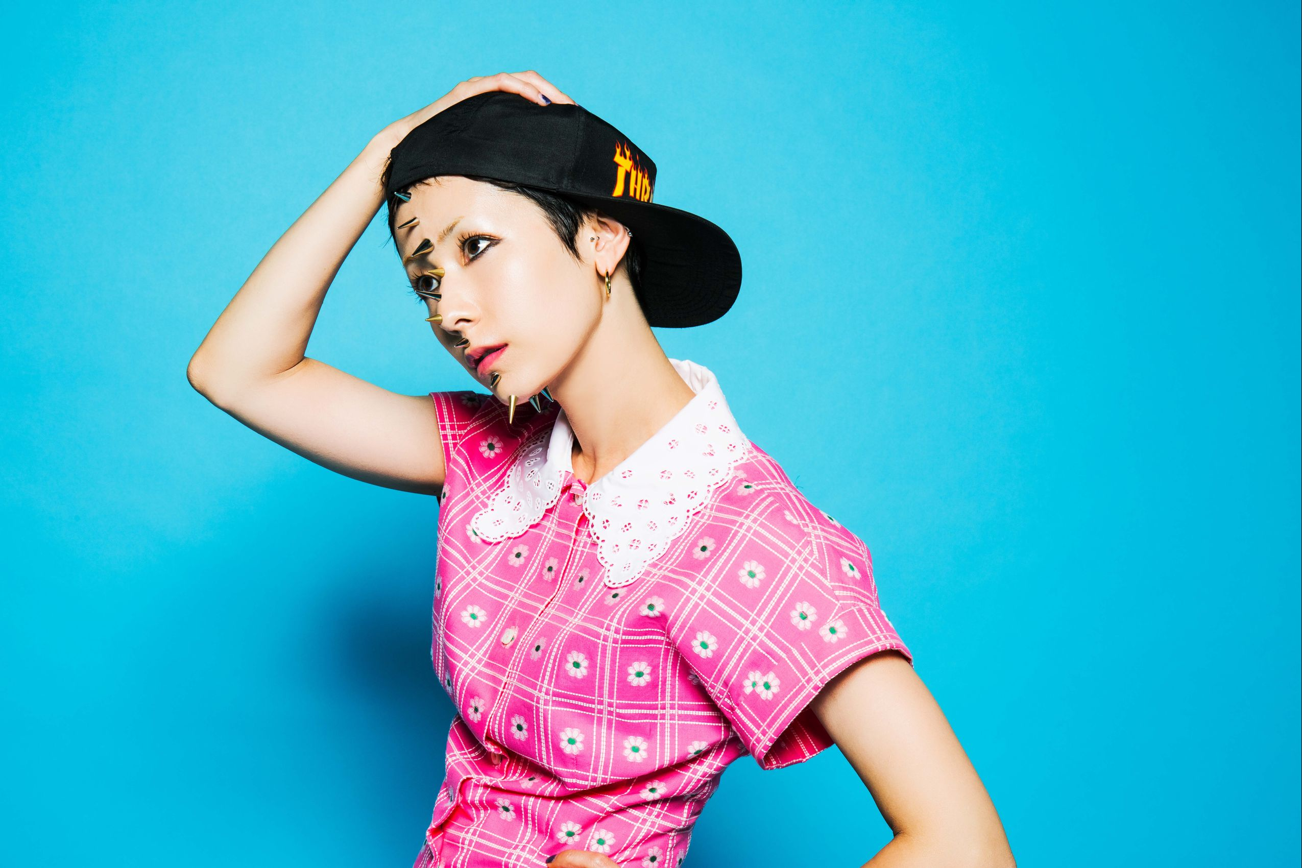 木村カエラ、ニューアルバム『PUNKY』に岸田 繁(くるり)ら豪華ミュージシャンが楽曲提供