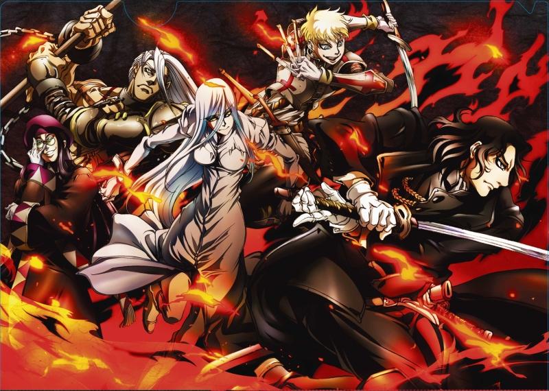 TVアニメ「ドリフターズ」OPテーマはロス出身4ピースロックバンドの\u201c