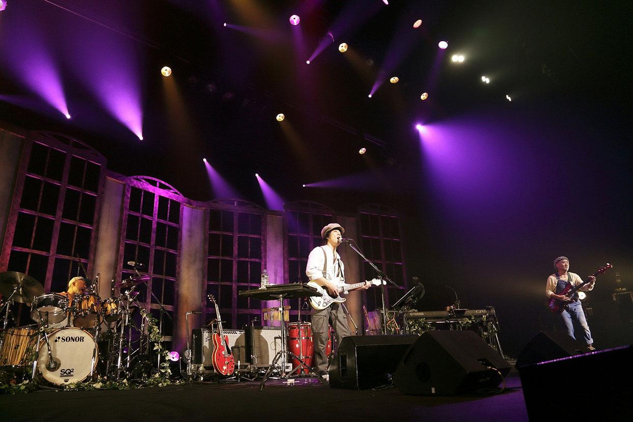 新規会員登録山崎まさよし、全国ツアー最終公演で新曲「アルタイルの涙」を初披露!