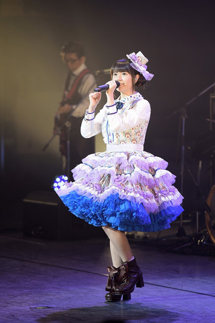 人気声優歌手・竹達彩奈、「笑い・感動・涙・盛り上がり