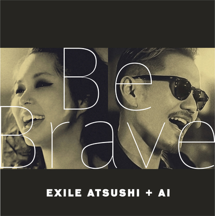 シングル「Be Brave 」 (okmusic UP's)